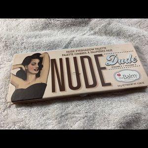 TheBalm NudeDude eyeshadow palette